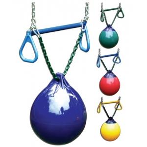 Trapèze / buoy ball - chaines plastifiées
