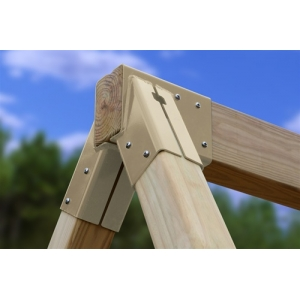 Supports pour structure de balançoire