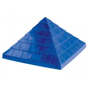 Toit pyramidale simple parois