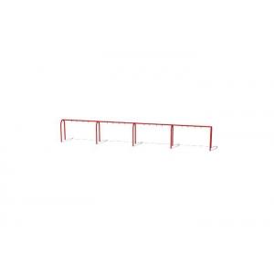 Structure de balançoires en arche 8' - 8 places