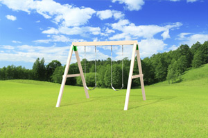 outdoor playset The Swing Beam
