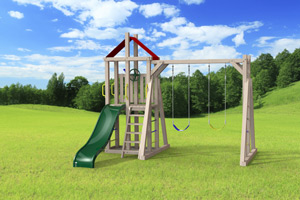 outdoor playset The Econo
