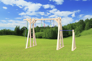 outdoor playset The Climber