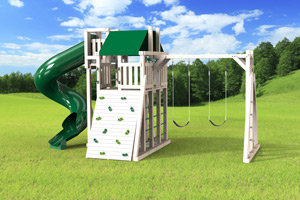 outdoor playset The Turbo Simplex